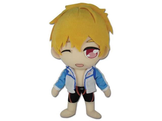 Plush - Free! - New Nagisa 8'' Soft Doll Toys Anime Licnesed ge52671