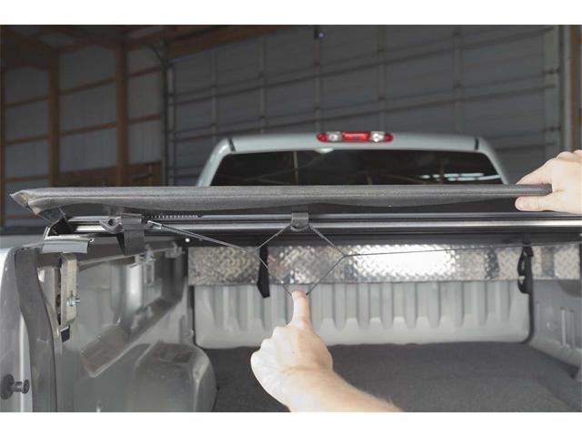 Access Cover 62199 Tool Box Edition Tonneau Cover