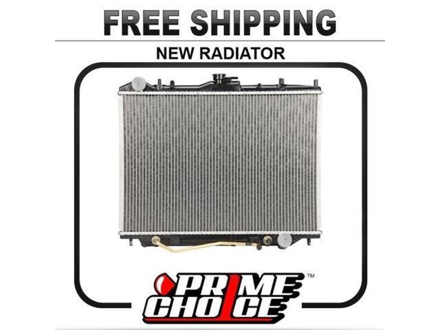 prime choice auto parts rk813 new aluminum radiator. Black Bedroom Furniture Sets. Home Design Ideas