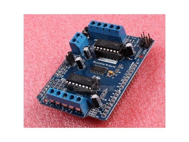 Icse001a L293d Motor Drive Shield Expansion Board For