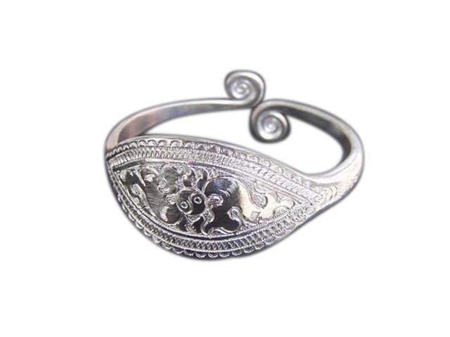 Fine 999 cuff bracelet high purity sterling silver jewelry for Fine silver 999 jewelry