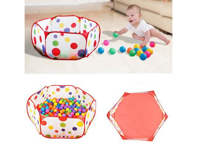 Outdoor Indoor Ocean Ball Pit Pool Kid Game Play Children Toy Tent  Size S