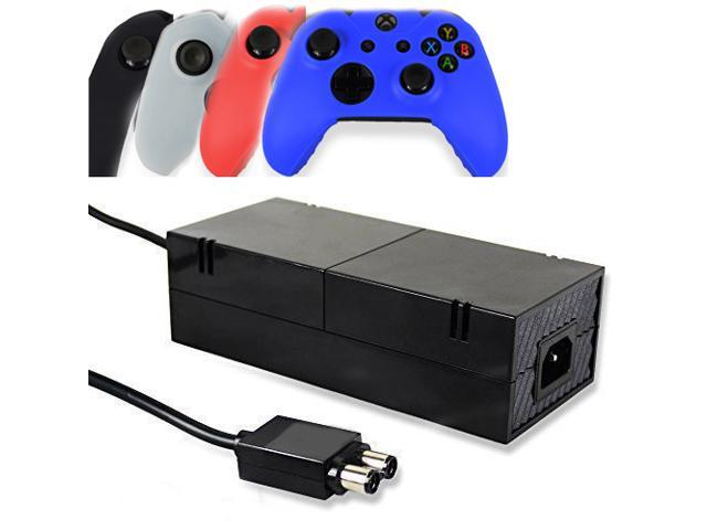 Power Cord Skin : Ac adapter power brick for miscrosoft xbox one console