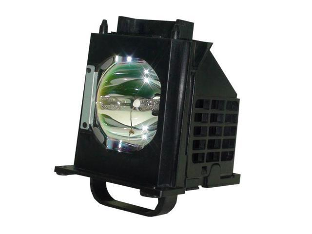 Lamp Housing For Mitsubishi WD 60C8 Projection TV Bulb DLP