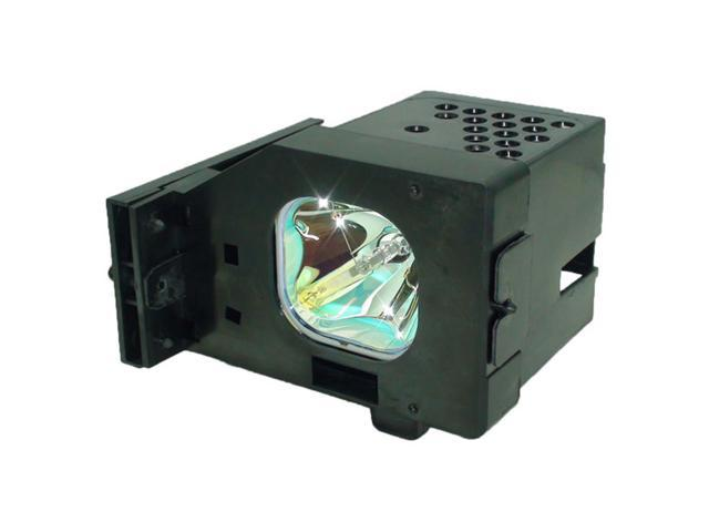 Lamp Housing For Panasonic PT 61LCX35 Projection TV Bulb DLP