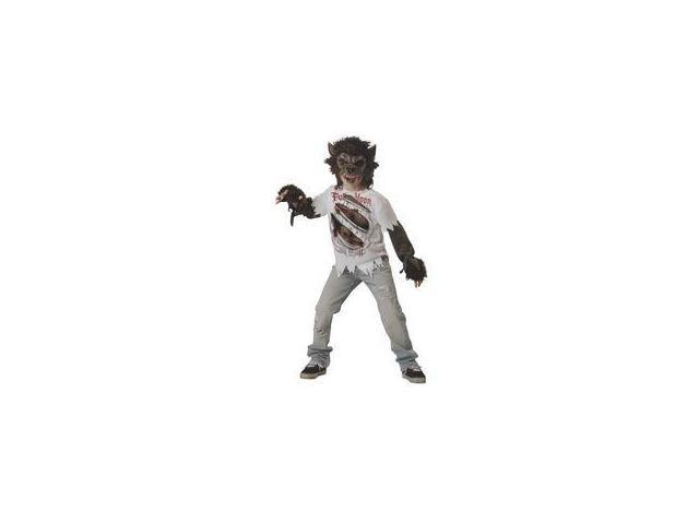 Werewolf Boy Designer Costume Child Small 6