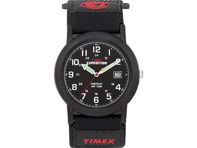Timex Men's Expedition | Back w Luminent Hands Date 24-Hour Time | Watch T40011