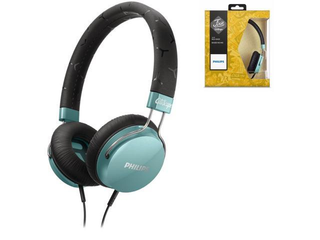 Philips earbuds teal - earbuds quality