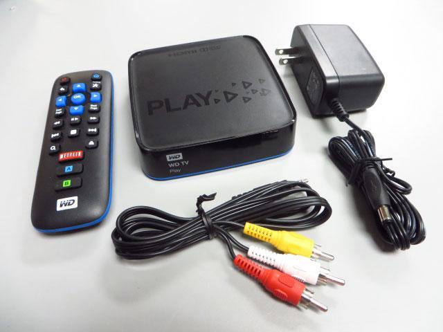 western digital wd tv live hd media player manual