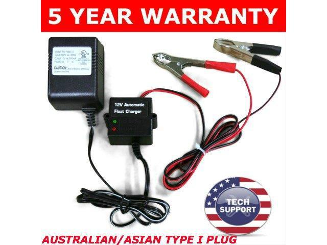 Keep It Clean Wiring Accessories PS5E574 1970 - 1981 Camaro or Firebird Smart Battery Float Charger 12V