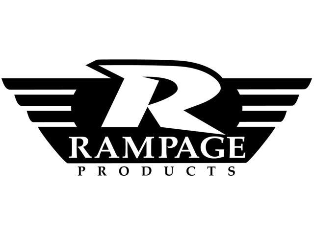 Rampage 109835 Frameless Soft Top Kit Sailcloth Fits 07-15 Wrangler (JK)