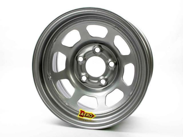 Aero Race Wheel 50-085040 15X8 4In. 5.00 Silver