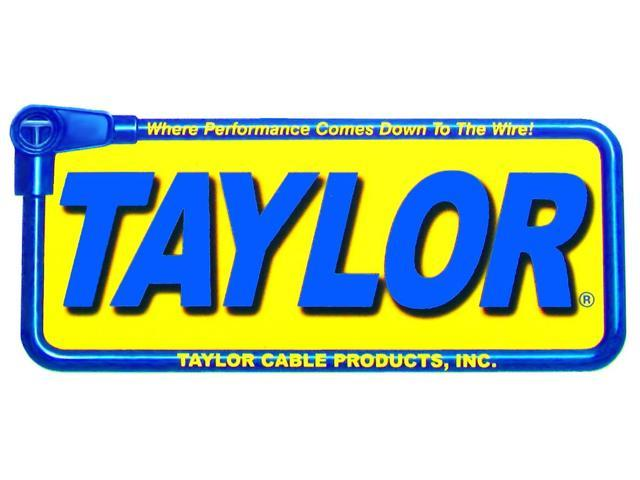 Taylor Cable 42562 V-8 Vertical Wire Loom Kit