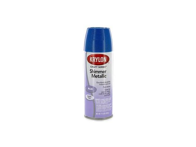 Blue Shimmer Metallic Spray Paint