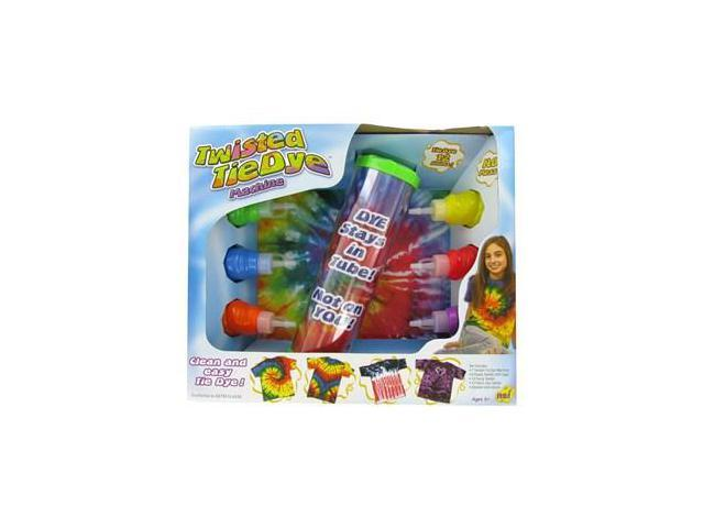 twisted tie dye machine