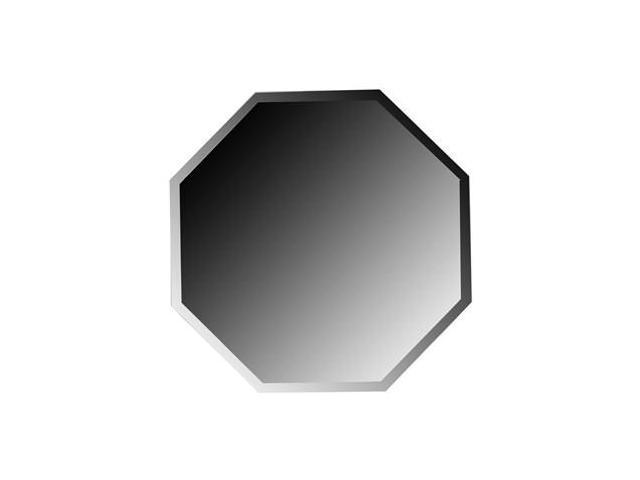 8 octagon beveled craft mirror for Octagon beveled mirror