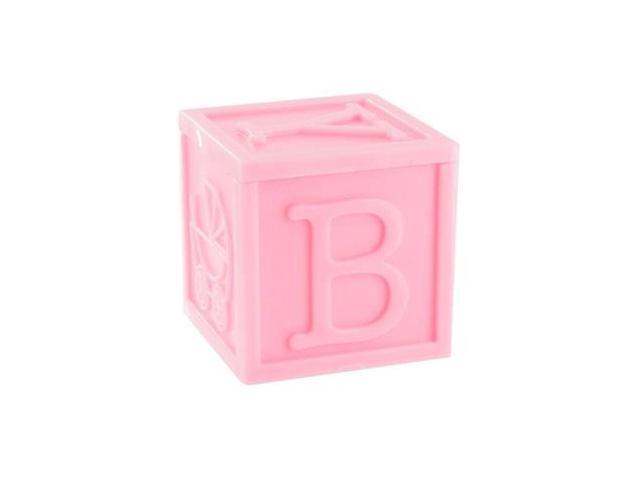 Pink Baby Blocks - Newegg.com