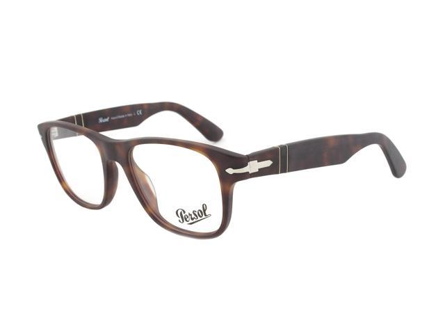 Persol PO3051V 9001 Eyeglasses Frame Color Havana ...
