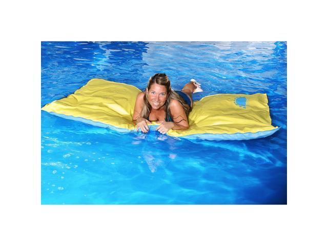 Santa Mara Unsinkable 70 in. Floating Pool Mattress