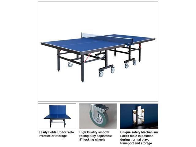 Back Stop Table Tennis Game Table By Carmelli