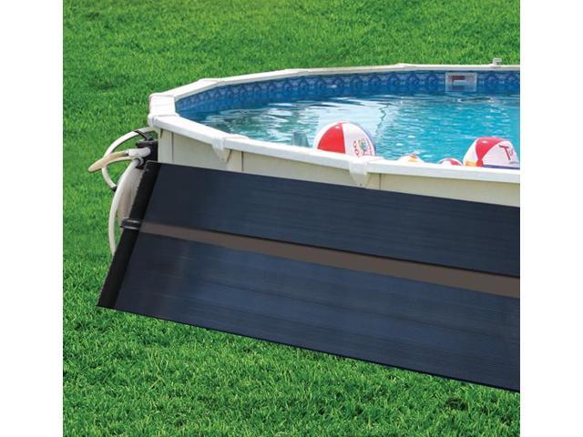 4-2'X12' SunQuest Solar Swimming Pool Heater System with Diverter Kit