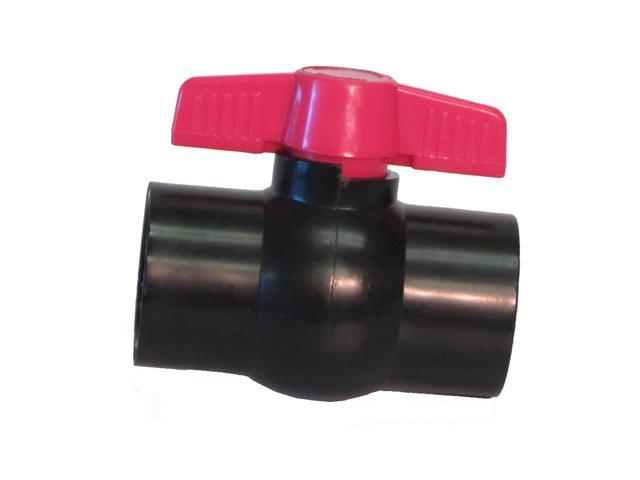 2 Way Valve Threaded 1.5