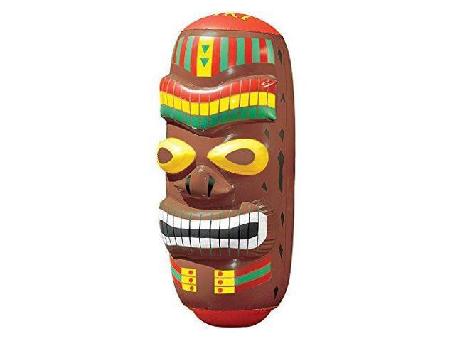 Decorative Inflatable Hawaiian Tiki God Bop Bag
