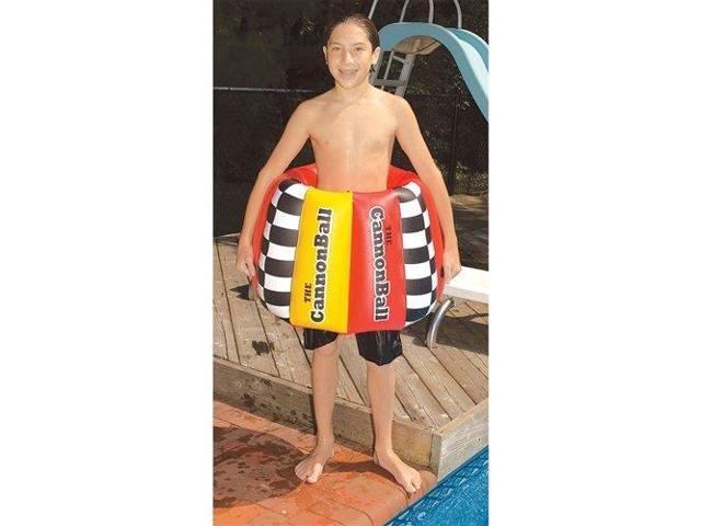 CannonBall Inflatable Swimming Pool Toy