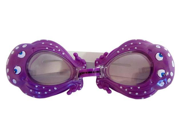 Sea Pals Kids Goggles for Swimming Pool - Octopus Style