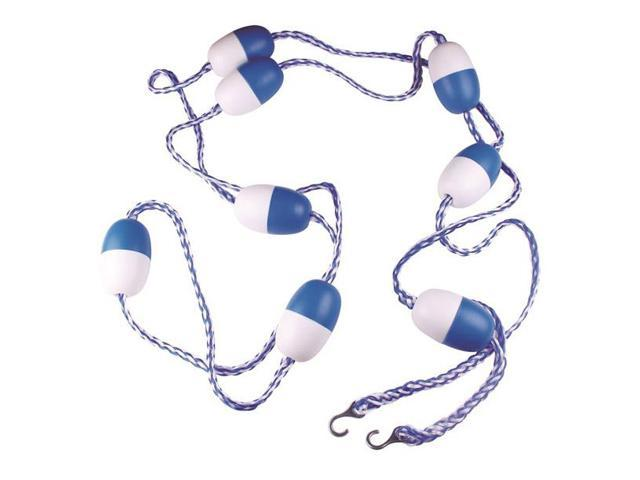 Rope and Float Kit for Swimming Pool - 20 Feet