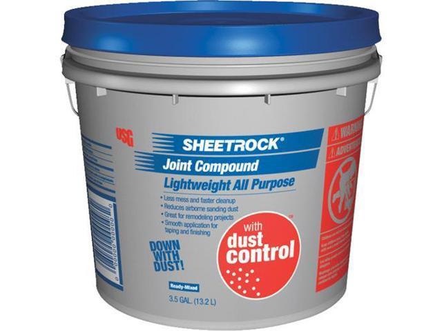 Usg dust control joint compound