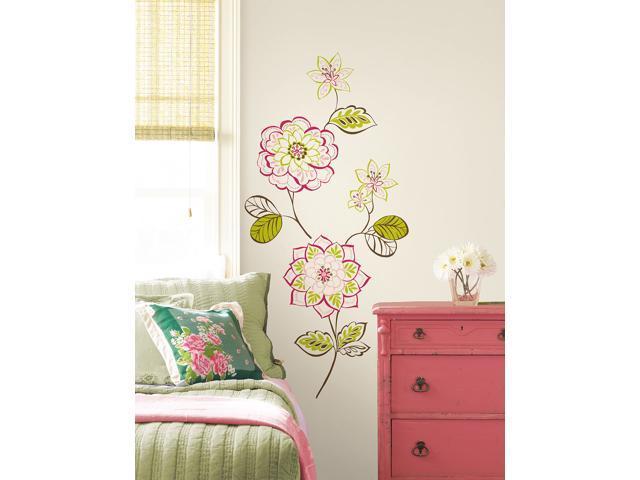 Des Fleurs Large Wall Art Kit