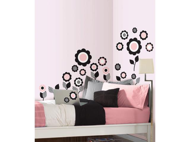 Gigi Floral Small Wall Art Kit