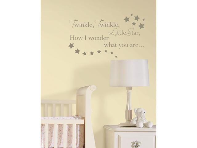 Twinkle, Twinkle Wall Quotes