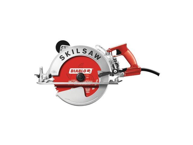 SPT70WM-22 Sawsquatch 15 Amp 10-1/4 in. Magnesium Worm Drive Circular Saw