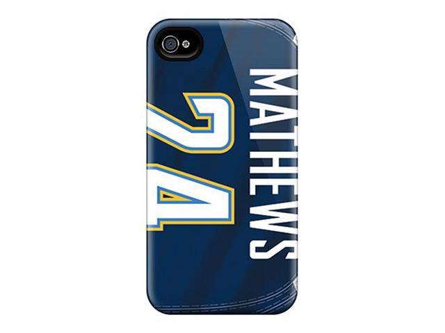 Premium Durable San Diego Chargers Fashion Tpu Iphone 5 5s