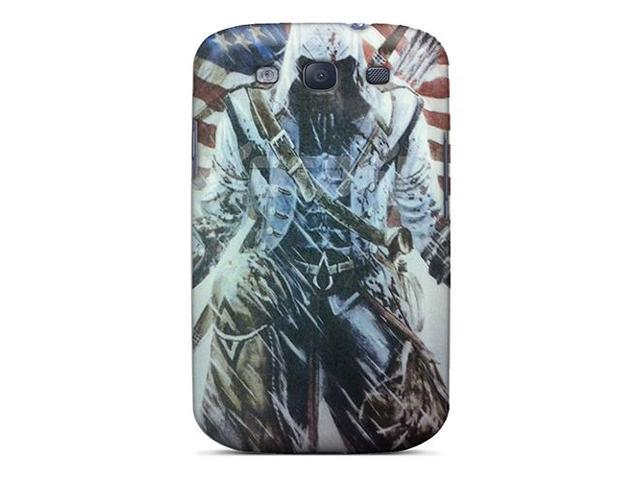 Tpu Case For Galaxy S3 With Assassins Creed 3 - Newegg.ca