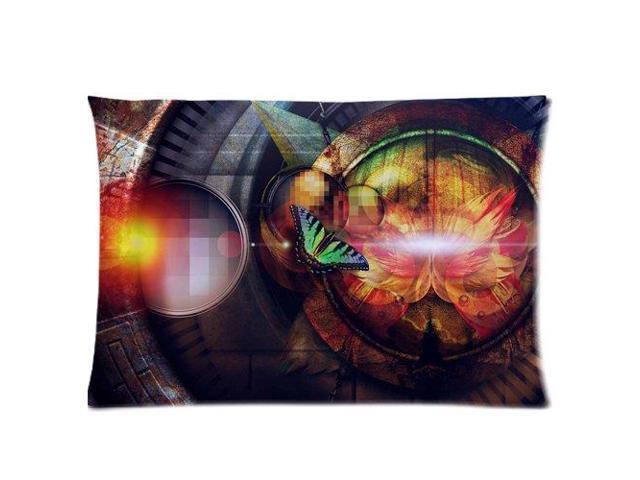 Butterfly Vectors Pillowcases Custom Pillow Case Cushion Cover 18 X 18 Inch Two Sides - Newegg.ca