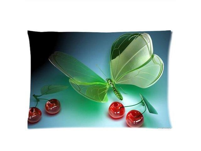 Personalized Butterfly Heart Throw Pillow Cover : Butterfly Pillowcases Custom Pillow Case Cushion Cover 18 X 18 Inch Two Sides - Newegg.ca