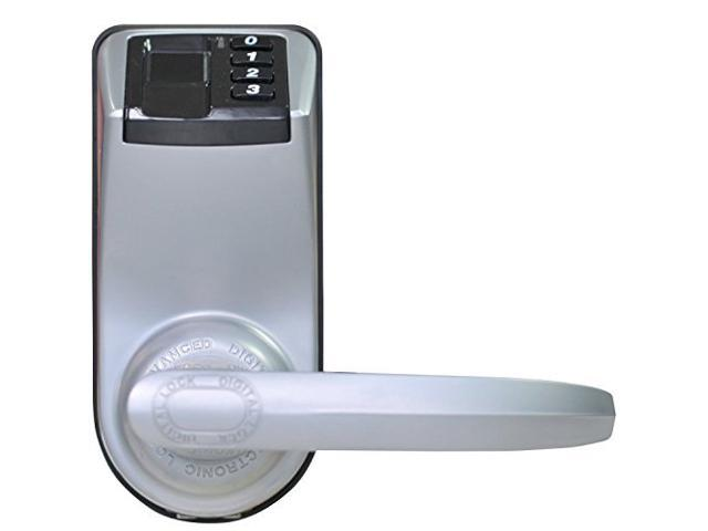 ADEL 3398 Keyless Biometric Fingerprint Door Lock Trinity ...