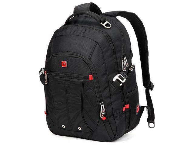 Swisswin Men Laptop Backpack Mochila Masculina 15 Inch Man's ...