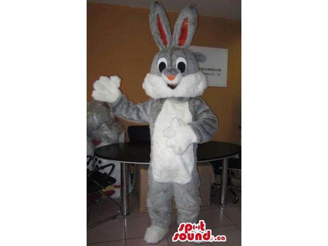 Well-Known Bugs Bunny Animal Cartoon Warner Bros. Character Canadian SpotSound Mascot