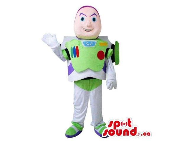 Cute Buzz Light-Year Toy Story Character Plush Canadian SpotSound Mascot