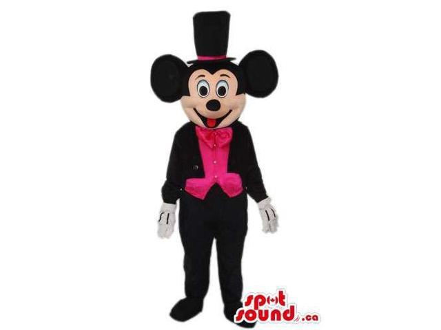 Mouse Disney Character Is Available Now With Pink Elegant Gear