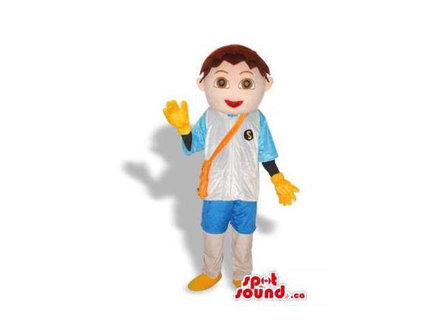 Dora The Explorer Children'S Cartoon Tv Series Boy Character