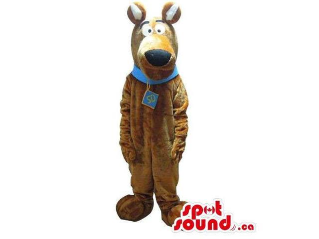 Scooby-Doo Brown Dog Well-Known Cartoon Character Canadian SpotSound Mascot