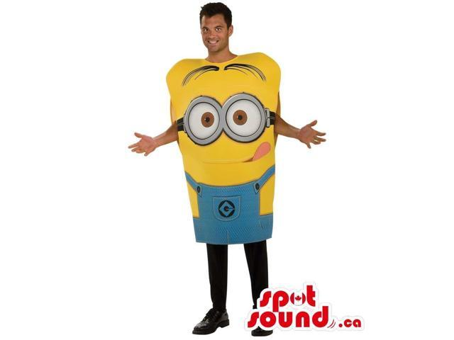 Despicable Me Pixar Disney Movie Character Adult Size Costume