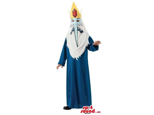 Cool Cartoon Shark Creature Character Adult Size Costume