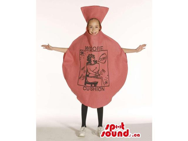Hilarious Whoopee-Cushion Joke Children Size Costume Disguise
