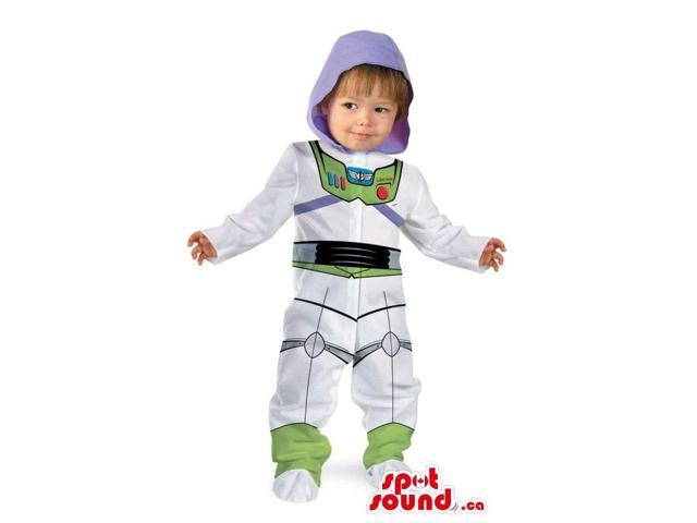 Great Buzz Light-Year Toy Story Character Children Size Costume